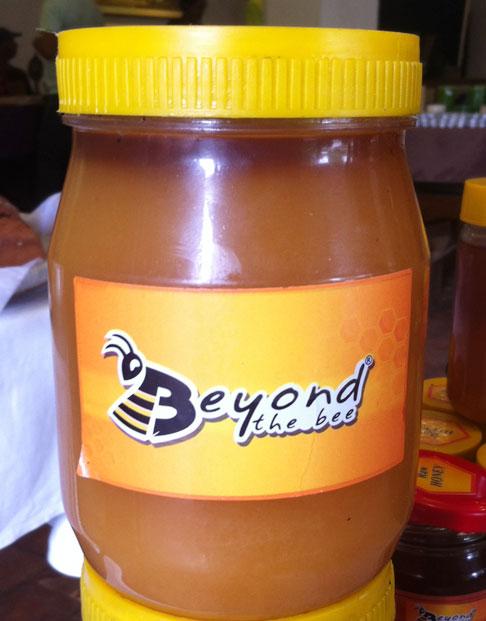 Raw Honey Apis Melifera Bee