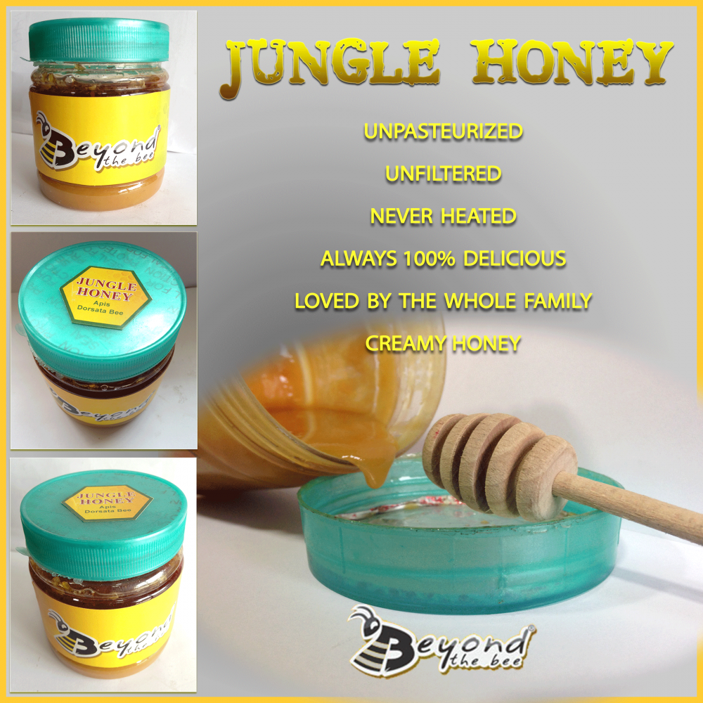 Jungle-Honey-For-Sale - Organic Honey Suppliers In Nepal