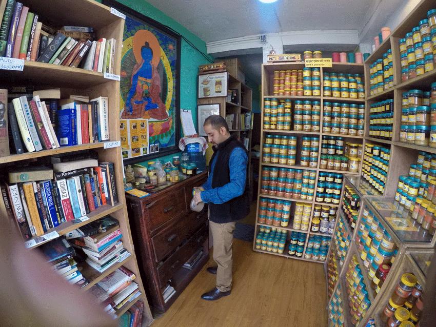 Honey Shop Nepal